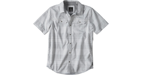 Prana M's Marvin Shirt Silver